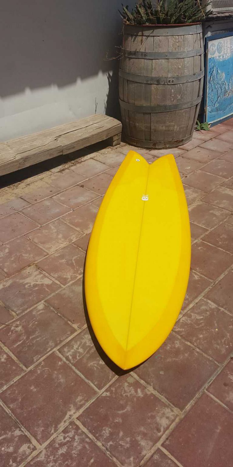Grouper-yellow-surfboard