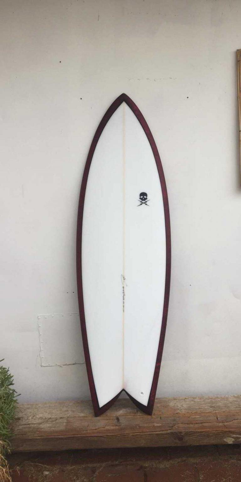 Skinny Bastard-surfboard