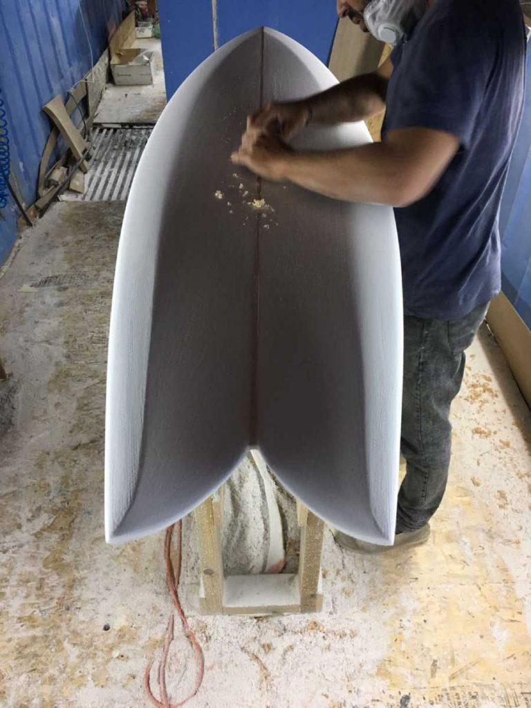 make-surfboard