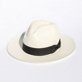 Habana White – Classic Panama Hat