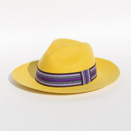 Rancher Yellow – Festival Style